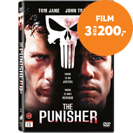 Produktbilde for The Punisher (DVD)