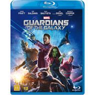 Produktbilde for Guardians Of The Galaxy (BLU-RAY)