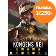 Produktbilde for Kongens Nei (DVD)