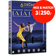 Produktbilde for La La Land (DVD)