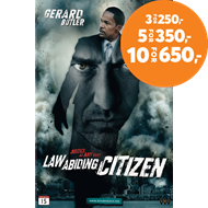 Produktbilde for Law Abiding Citizen (DVD)
