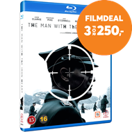 Produktbilde for The Man With The Iron Heart (BLU-RAY)