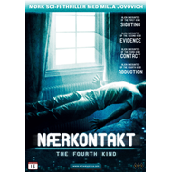 Nærkontakt - The Fourth Kind (DVD)