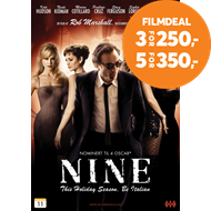 Produktbilde for Nine (DVD)