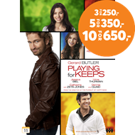 Produktbilde for Playing For Keeps (DVD)