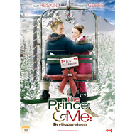 The Prince And Me - Bryllupsreisen (DVD)