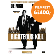 Produktbilde for Righteous Kill (DVD)
