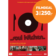 Produktbilde for Soul Kitchen (DVD)