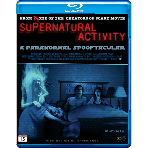 Supernatural Activity (BLU-RAY)