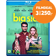 Produktbilde for The Big Sick (BLU-RAY)