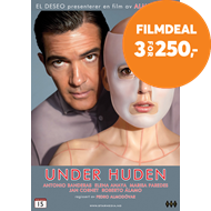 Produktbilde for Under Huden (DVD)
