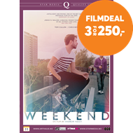 Produktbilde for Weekend (DVD)