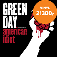 Produktbilde for American Idiot (VINYL - 2LP)