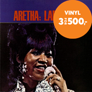 Produktbilde for Lady Soul (VINYL - 180 gram)