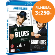 Produktbilde for The Blues Brothers (BLU-RAY)