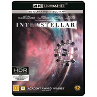 Interstellar (4K Ultra HD + Blu-ray)
