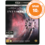 Produktbilde for Interstellar (4K Ultra HD + Blu-ray)