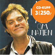 Produktbilde for Midt Om Natten (Remastered) (CD)