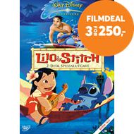Produktbilde for Lilo & Stitch (DVD)