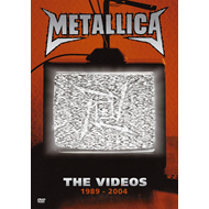 Produktbilde for Metallica - The Videos 1989-2004 (DVD)