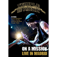 Produktbilde for Michael Schenker's Temple Of Rock - On A Mission: Live In Madrid (4K ULTRA HD)