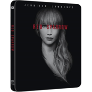 Red Sparrow - Limited Steelbook Edition (BLU-RAY)