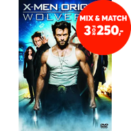 Produktbilde for X-Men Origins: Wolverine (DVD)