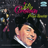 A Jolly Christmas From Frank Sinatra (CD)