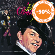 Produktbilde for A Jolly Christmas From Frank Sinatra (CD)