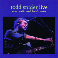 Produktbilde for Live: Near Truths And Hotel Rooms (CD)