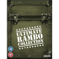 The Ultimate Rambo Collection (UK-import) (BLU-RAY)