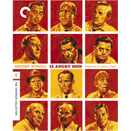 Produktbilde for 12 Angry Men - Criterion Collection (DVD - SONE 1)