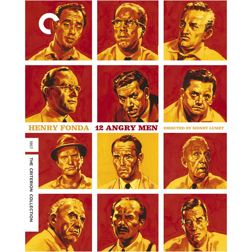 12 Angry Men - Criterion Collection (DVD - SONE 1)