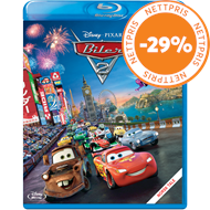 Produktbilde for Biler 2 (BLU-RAY)