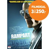 Produktbilde for Rampart (DVD)