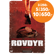 Produktbilde for Rovdyr (DVD)