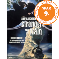 Produktbilde for Strangers On A Train (UK-import) (DVD)