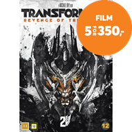 Produktbilde for Transformers 2 - Revenge Of The Fallen (DVD)