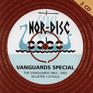 Produktbilde for Vanguards Special: 1963-2003 (2CD)