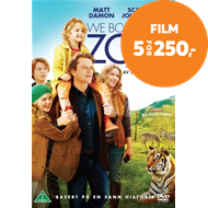 Produktbilde for We Bought A Zoo (DVD)