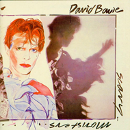 Scary Monsters (Remastered) (CD)