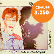 Produktbilde for Scary Monsters (Remastered) (CD)