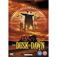 Produktbilde for From Dusk Till Dawn (UK-import) (DVD)