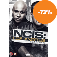 Produktbilde for NCIS: Los Angeles - Sesong 9 (DVD)