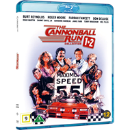 Produktbilde for The Cannonball Run 1+2 (DK-import) (BLU-RAY)