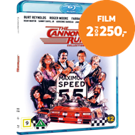 Produktbilde for The Cannonball Run 1+2 (BLU-RAY)