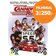 Produktbilde for The Cannonball Run 1+2 (DVD)