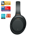 Sony WH-1000XM3 Wireless Noise Cancelling Headphones - Black (HEADSET)