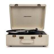 Produktbilde for Crosley Portfolio - Cream (PLATESPILLER)