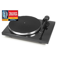 Pro-Ject 1XPression Carbon Classic - Svart (PLATESPILLER)